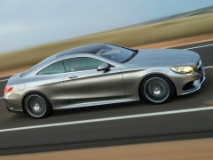 mercedes-benz s-class coupe pic #108134