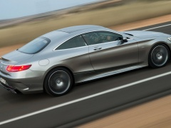 mercedes-benz s-class coupe pic #108135