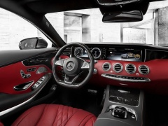 mercedes-benz s-class coupe pic #108148