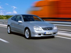 C-Class Coupe photo #10905