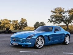 SLS AMG Coupe Electric Drive photo #109201