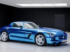 SLS AMG Coupe Electric Drive photo #109205
