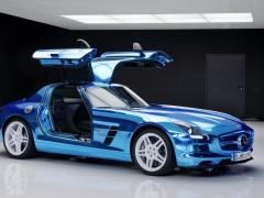 SLS AMG Coupe Electric Drive photo #109206