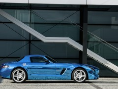 SLS AMG Coupe Electric Drive photo #109213