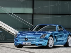 SLS AMG Coupe Electric Drive photo #109214