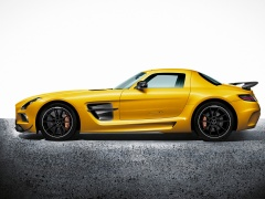 SLS AMG Coupe Black Series photo #109254