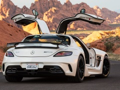 SLS AMG Coupe Black Series photo #109255