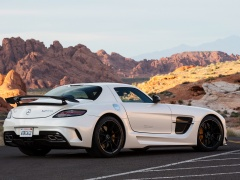 mercedes-benz sls amg coupe black series pic #109257