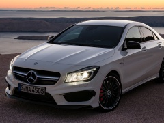 mercedes-benz cla 45 amg pic #109260