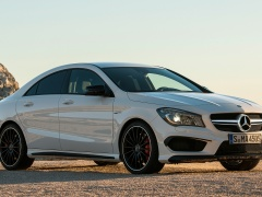 mercedes-benz cla 45 amg pic #109269