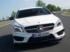 mercedes-benz cla 45 amg pic #109270