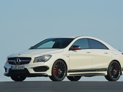 mercedes-benz cla 45 amg pic #109277