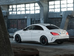 mercedes-benz cla 45 amg pic #109285