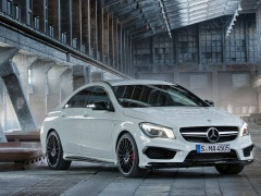 mercedes-benz cla 45 amg pic #109287