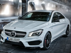 mercedes-benz cla 45 amg pic #109288