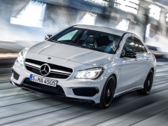 mercedes-benz cla 45 amg pic #109292