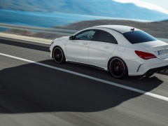 mercedes-benz cla 45 amg pic #109299
