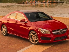 mercedes-benz cla-class us-version pic #113948