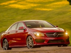 mercedes-benz cla-class us-version pic #113950