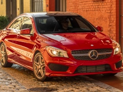 mercedes-benz cla-class us-version pic #113951