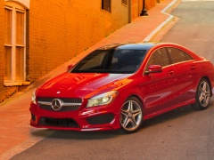 mercedes-benz cla-class us-version pic #113952