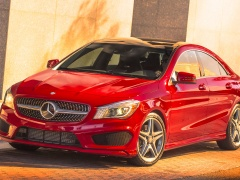mercedes-benz cla-class us-version pic #113957