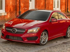 mercedes-benz cla-class us-version pic #113958