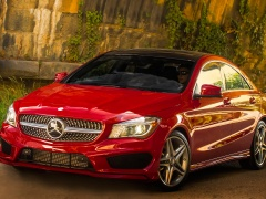 mercedes-benz cla-class us-version pic #113961