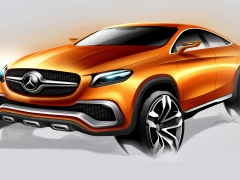 mercedes-benz coupe suv pic #117242