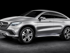 mercedes-benz coupe suv pic #117247