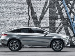 Mercedes-Benz Coupe SUV pic