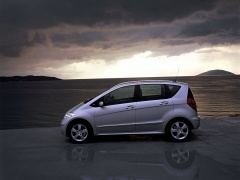 mercedes-benz a200 pic #11886