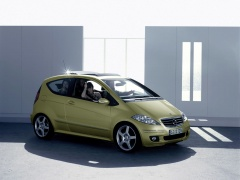 mercedes-benz a200 pic #11952