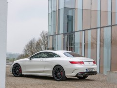 mercedes-benz s63 amg coupe pic #125602