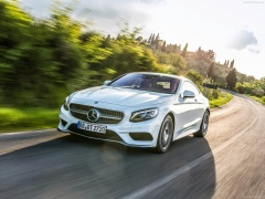 S-Class Coupe photo #125681