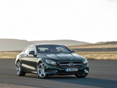 mercedes-benz s-class coupe pic #125696