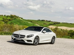 mercedes-benz s-class coupe pic #125697