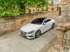 mercedes-benz s-class coupe pic #125698