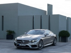 mercedes-benz s-class coupe pic #125699