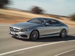 mercedes-benz s-class coupe pic #125700
