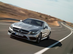 mercedes-benz s-class coupe pic #125702