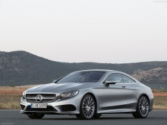 mercedes-benz s-class coupe pic #125703