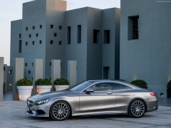 mercedes-benz s-class coupe pic #125704