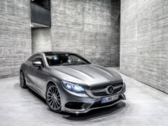 mercedes-benz s-class coupe pic #125705