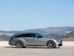 mercedes-benz cls63 amg shooting brake pic #125889