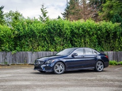 mercedes-benz c-class us-version pic #126784