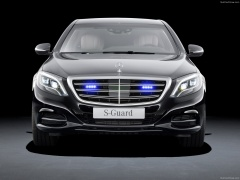 mercedes-benz s600 guard pic #126843