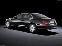 mercedes-benz s600 guard pic #126845