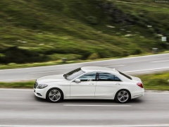 mercedes-benz s500 plug-in hybrid pic #129101