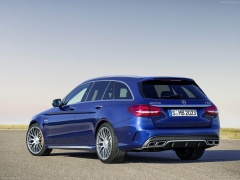 mercedes-benz c63 amg estate pic #129511